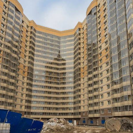 ЖК Босфор, ход строительства, стройка октябрь 2017