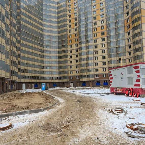 ЖК Босфор, январь 2018